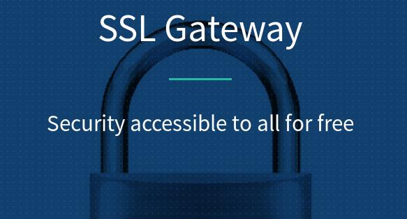 Free github-pages CNAME over SSL